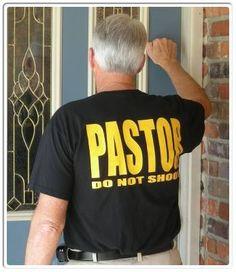 October is Pastor Appreciation Month