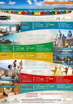 Brightways Travels » South Africa Holiday packages