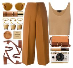 """""""Italy"""" by monmondefou ❤ liked on Polyvore featuring Vince, Chloé, Becca, Draper James, House of Harlow 1960, Bare Escentuals, Marni, ThePerfext, Byredo and Juice Beauty"""
