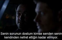 🌿Ebru🌿 on - Movie And Comic Series Movies, Tv Series, Movie Lines, Film Quotes, Dean Winchester, Galaxy Wallpaper, Sentences, Movie Tv, Netflix