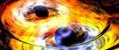 Binary black holes found verging on merging