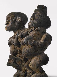 Fon Joined Power Figures, Republic of Benin | lot | Sotheby's