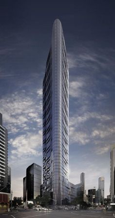 SOUTHBANK   105 Clarendon Street   Shadow Play Apartments   46L   146m   Forum   Urban Melbourne