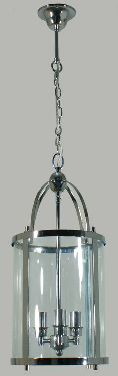 Madison lantern. Larger size of this above dining table