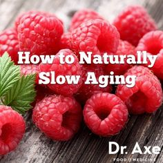 Do you want to learn how to naturally slow aging? If so, let's talk about the top foods, supplements and herbs that can help you see results fast. Antioxidants