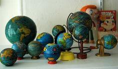 globes!