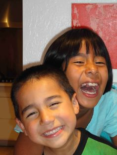 Image detail for -kids laughing Im Happy, Happy People, Children Laughing, Laughing Animals, Lol, People Laughing, Friends Forever, Laughter, Baby Kids
