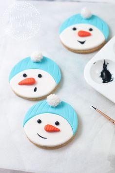 Christmas cookies tutorial