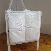 Pickpocket the crib - WHITE