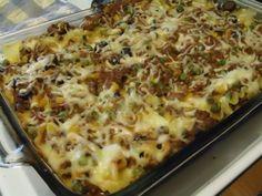 What's Cooking!: Cowboy Lasagna
