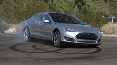 Seriously! This is going to be my next car!!! Electric, fast and way cool!!!  Return to Power: the 2013 Tesla Model S