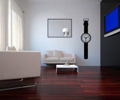Vinyl Wall Decal Sticker Wall Watch #OS_MG172 | Stickerbrand wall art decals, wall graphics and wall murals.