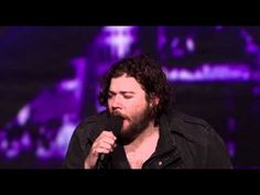 Josh Krajcik (audition on the X Factor) - singing 'At Last' - shivers!!