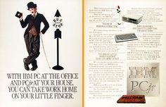 1984 IBM PC Jr