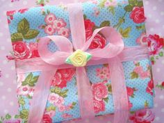 Shabby Chic Fabric Fat Quarter Bundles
