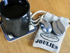 Magic Beans to Keep Your Coffee Hot: Coffee Joulies Product Review
