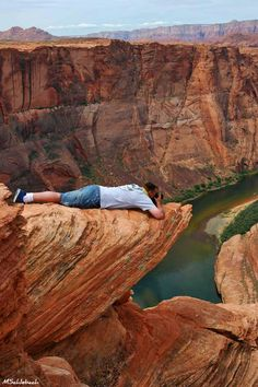 Horseshoe Bend  Will prob never happen for me exactly like this but it's still beautiful