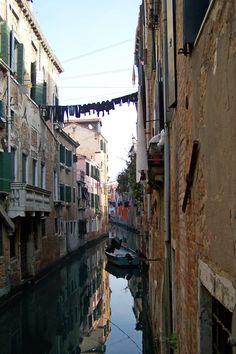 Venice, Italy by Martha 2008