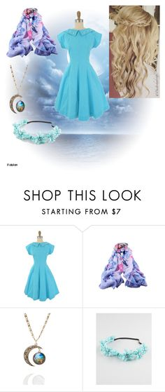 """Smol Child"" by theariesmoonprincess on Polyvore featuring Fad Treasures and Full Tilt"