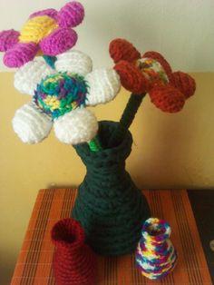 FloreroS y MargaritaS
