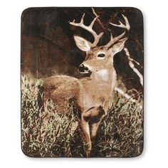 Shavel Deer Country Luxury Oversized Throw Blanket Oversized Throw Blanket, Faux Fur Throw, Luxury Throws, Deer Print, Bear Design, Knitted Throws, Good Night Sleep, Home Gifts, Warm And Cozy