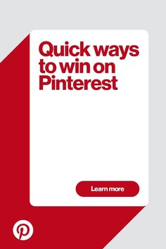 Use Pinterest's free tools to drive traffic through to your blog or website. Social Marketing, Marketing And Advertising, Affiliate Marketing, Pinterest Website, How To Get Followers, Pinterest Fails, Pinterest For Business, Pinterest Marketing, Improve Yourself