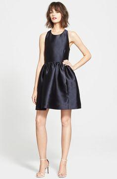 Kate spade black bow dress