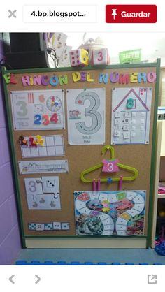 Number wall- different ways to show numbers Preschool Learning Activities, Preschool Curriculum, Kindergarten Math, Toddler Preschool, Teaching Math, Preschool Activities, Kids Learning, Math Numbers, First Grade Math