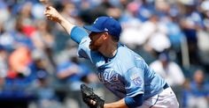 Royals place Kennedy on DL, recall Almonte from Double-A  -  May 5, 2017:        Kansas City Royals starter Ian Kennedy will miss at least 10 games with a right hamstring strain; he will be replaced by Miguel Almonte