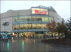 Exhibition center Convention center Westfield London