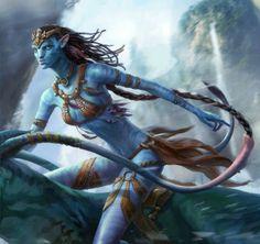 Alien Avatar, Avatar Movie, Avatar Characters, Avatar James Cameron, Avatar Babies, Avatar Costumes, Avatar Fan Art, Weird Creatures, Furry Art