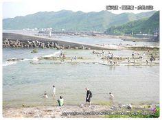 親子天下雜誌-夏日好去處-基隆八斗子潮境公園