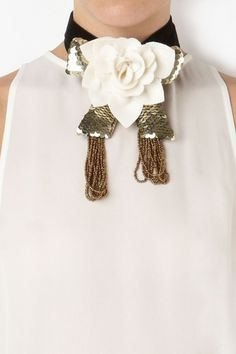 LOVESHADY SS13: The Ones Who Do Necklace/Brooch 3-in-1