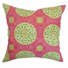 I pinned this Johara Pillow from the Preppy & Plush event at Joss and Main!