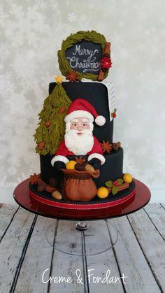 Smell Like Christmas! by Creme & Fondant