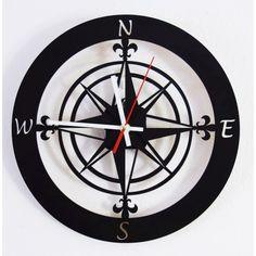 Clock, Wall, Vintage, Home Decor, Watch, Homemade Home Decor, Clocks, Vintage Comics, Interior Design