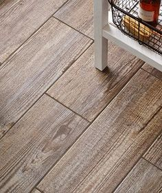 As the hub of any home, the kitchen floor has to put up with a lot. At Topps Tiles our range of Kitchen Floor Tiles offers stylish flooring you can rely on. Tile Floor Diy, Bathroom Floor Tiles, Kitchen Tiles, Kitchen Flooring, Wood Floor, Modern Flooring, Diy Flooring, White Flooring, Industrial Flooring