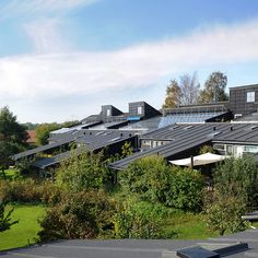 10 Fascinating Housing Trends From Around the World Co Housing Community, New Urbanism, Denmark Travel, The Door Is Open, Environmental Issues, Science And Nature, Copenhagen, Sustainability, The Neighbourhood