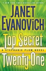 Top Secret Twenty-One: A Stephanie Plum Novel by Janet Evanovich. Catch a professional assassin: top priority. Find a failure-to-appear and collect big bucks: top score. How she'll pull it all off: top secret. New Books, Good Books, Books To Read, Janet Evanovich, Top Secret, Thing 1, After Life, Mystery Thriller, Thriller Books