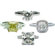 engagement rings #jbirnbach