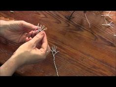 How To Needle Felt Animals - Fox Series 4: Head and Chest by Sarafina Fiber Art - YouTube