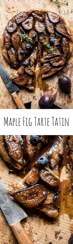 Maple Fig Tarte Tati
