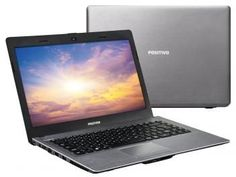 "Notebook Positivo Premium XRI7150 Intel Core i3 - 4GB 500GB Tela LCD 14"" Linux so R$ 1.519,05 à vista"