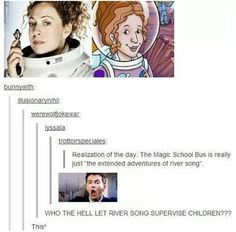 the extended adventures of river song - Google Search