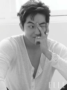 Nam Joo Hyuk in Elle Korea October 2019 Elle Magazine, Korean Star, Korean Men, Asian Actors, Korean Actors, Nam Joo Hyuk Cute, Nam Joo Hyuk Lee Sung Kyung, Nam Joo Hyuk Wallpaper, Jong Hyuk