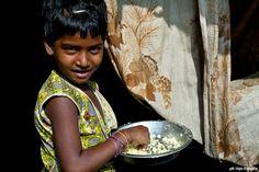 Povertà e fame sono concetti collegati, ma il secondo non basta a spiegare il primo.