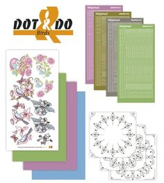 Dot & Do 12 B - Birds