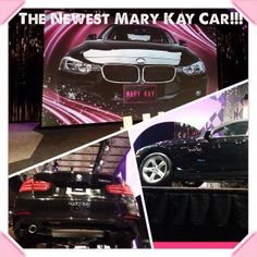 BMW added to the Mary Kay fleet cars! http://www.marykay.com/lisabarber68 or call/text me 386-303-2400