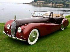 1939 Voisin C28 Saliot Cabriolet