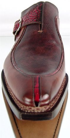 Calzoleria Harris Monk Strap Loafers Shoes